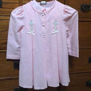 Rare Editions 3T, 2-piece sleeveless dress/jacket